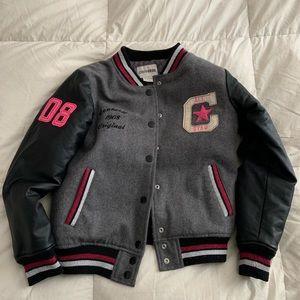 Little girls original converse jacket.